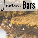 Gooey Einkorn Lemon Bars
