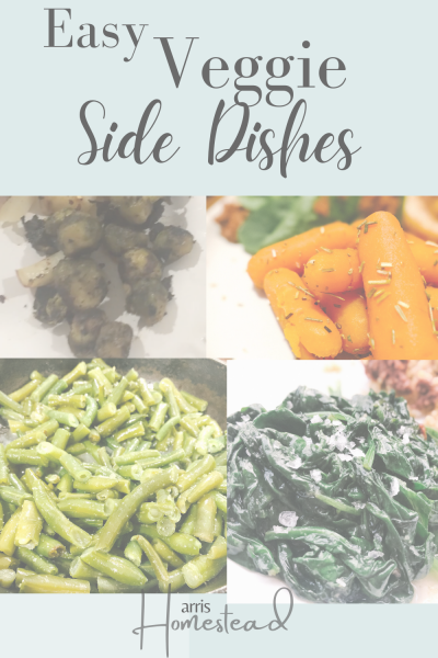 Easy Veggie Side Dishes