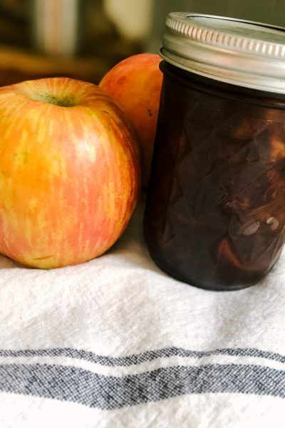 Homemade Crock-Pot Apple Butter