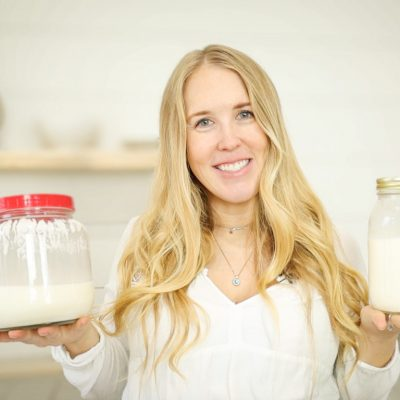 Why We Drink Raw Milk