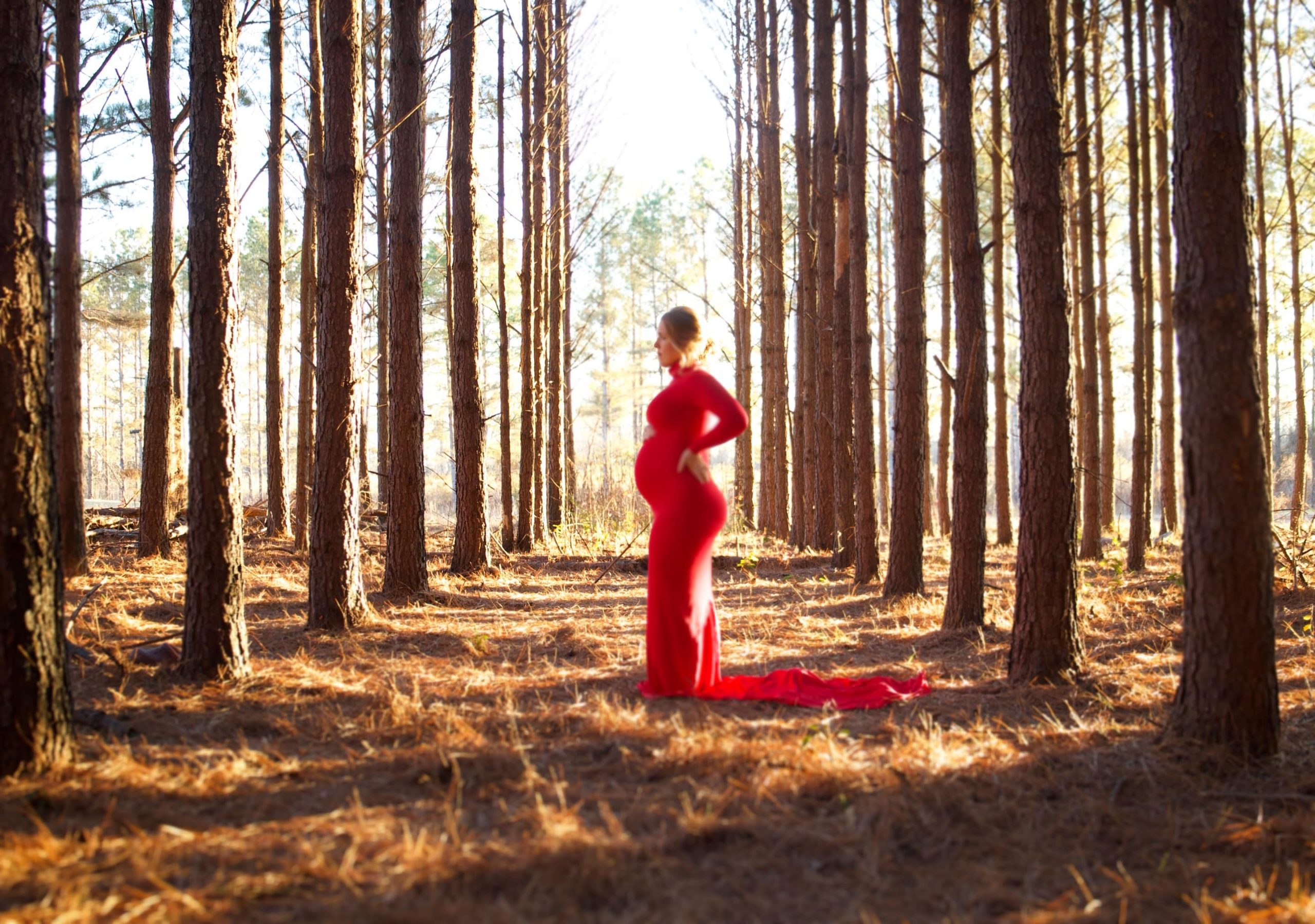 Maternity Photos and an Update at 35 Weeks